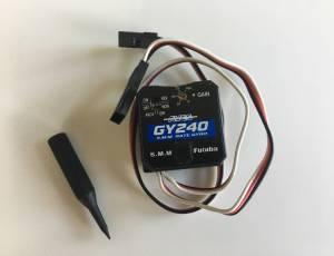 Gyroscope Futaba GY240