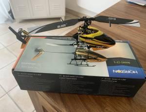 Hélicoptère Blade Nano CPS