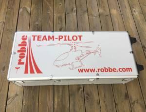 Valise alu ROBBE Team Pilot
