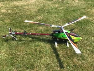 T-REX 600E-PRO