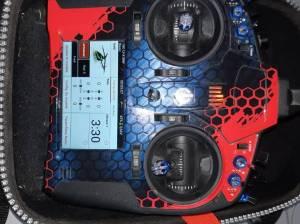 Spektrum ix 12 avec accessoires