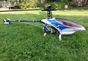 Hélicoptère RC Raptor 60