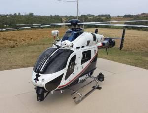 Faire offre! Collector MD900 du RAID Full scale. , 3500 €