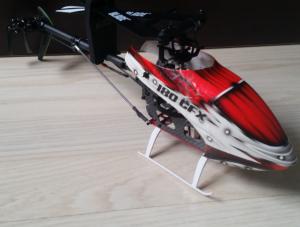 Hélico Rc Blade 180 CFX UPGRADE Très Bon État