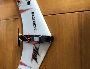 Aile de course flux de flybot