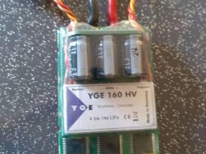 YGE 160HV V4 bis