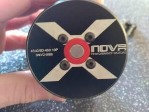 Moteur Xnova 4530 9D 10P, 210 €