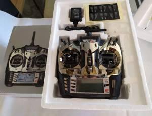 Lot radio JR PROPO XG14 + JR XG11