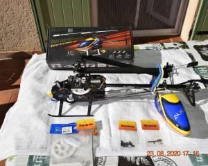 Helico ALIGN 450 Pro.