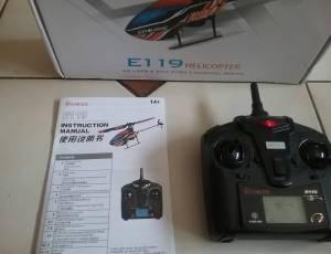 radio pour Eachine E119