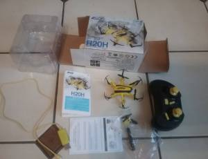 mini drone jouet hexaptère