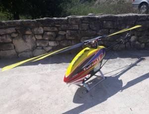 helicoptère Trex 600xn