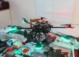 DRONE Tarot FY690S