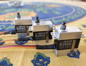 Servo King DS 995