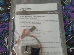 AUTO BOOSTER LITE / GRYPHON, 30 €