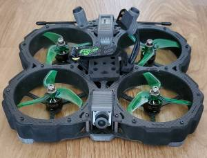 Drone cinéwhoop Flywoo Chasers 138HD