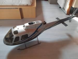 Fuselage AS350 classe 550/600, 350 €