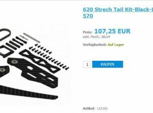 stretch kit pour goblin 570 LYNX