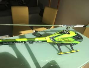 Goblin 700 ready to fly avec options