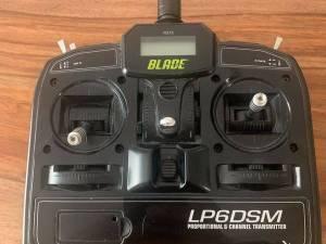Radiocommande Blade LP6DSM