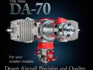 moteur DA 70