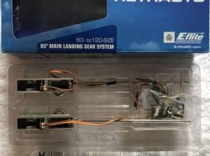 E-FLITE - 60-120 Size / 85° Main Electric Retracts