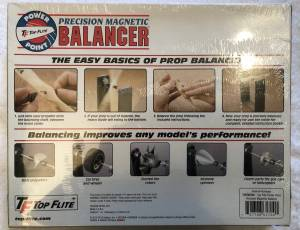 POWER POINT PRECISION MAGNETIC BALANCER