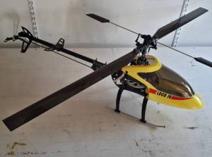 hélicoptère Mikado Logo 10