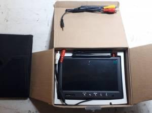 """Ecran LCD 7"""" FPV récepteur 5.8GHz intégré"""
