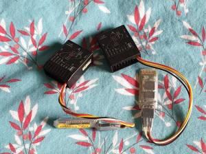 2 module brain avec bleutooth
