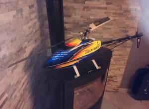 Align T-rex 600 e pro (dfc)