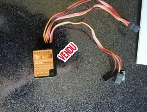 module flybarless Microbeast X V5