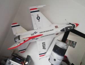 Jet F-16 E-Flite