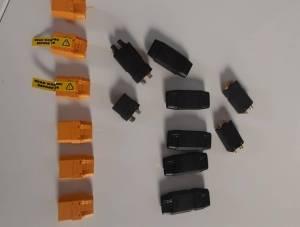connecteur xt 90 male/femelle