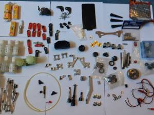 pieces détachées voiture rc 1/5 , baja...
