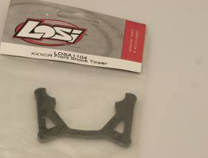 LOSA1104 Losi Front Shock Tower (XXX-CR)