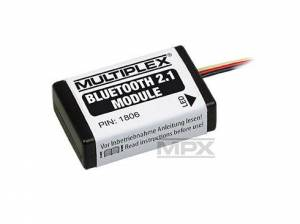 Module Bluetooth 2.1 pour Wingstabi