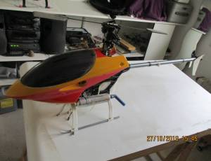 helicoptere raptor 50