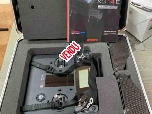 JR XG14E dans sa valise