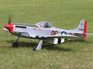 Mustang P51 de la marque Hangar 9,  Neuf