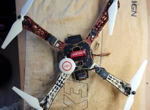 vend drone F450 dji