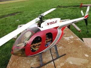 Hughes MD 500, 1200 €