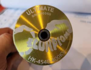 Moteur Scorpion Ultimate HK 4540  400kv, 150 €