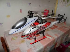 hélicoptères  goblin 500