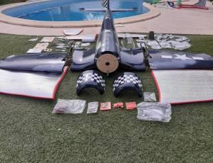 Corsair CARF ailes repliables 2.80m