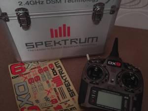 Spectrum dx9