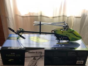 Helico Rc Blade 270 Fusion Excellent État AFFAIRE