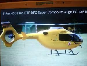 Fuselage EC 135