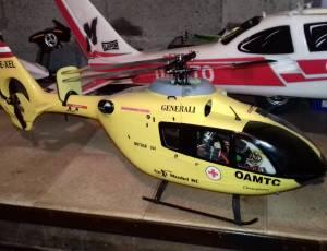 Ec135 classe 450, 150 €