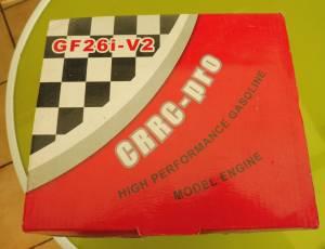 MOTEUR CRRC PRO GF 26i V2 NEUF